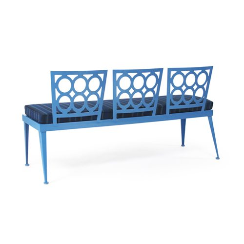 domino bench outdoor johnston casuals