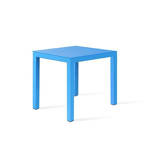 parliament end table metal top johnston casuals