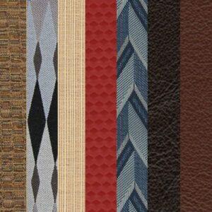 Fabrics, Leather and Vinyl