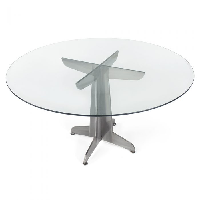 6033B_Victoria_Dining_Table_PLA_GL54_High_Angle_Detail